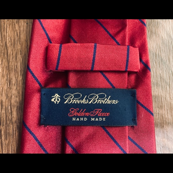 67d6a970c812 Brooks Brothers Accessories | Golden Fleece Seven Fold Tie | Poshmark